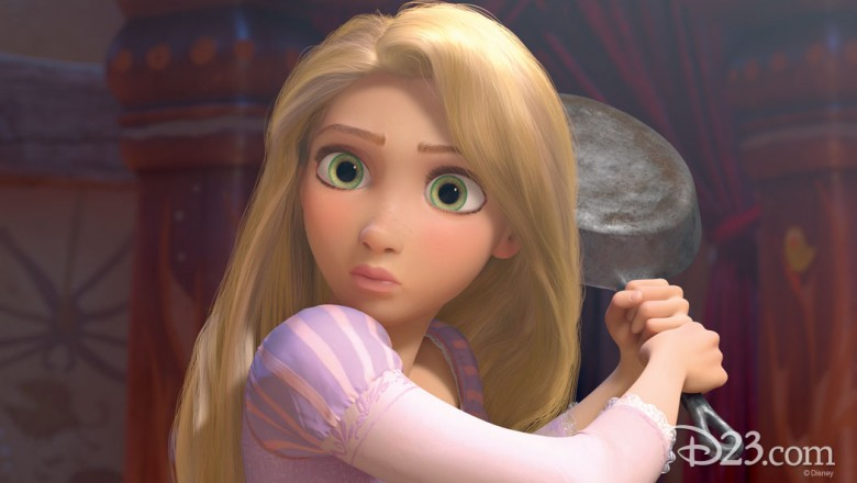 Photo from Tangled (film)