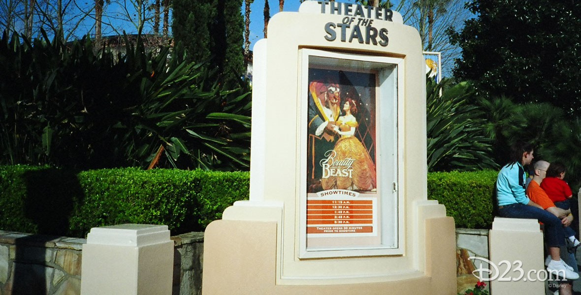 Theater of the Stars Located on Hollywood Boulevard at Disney-MGM Studios