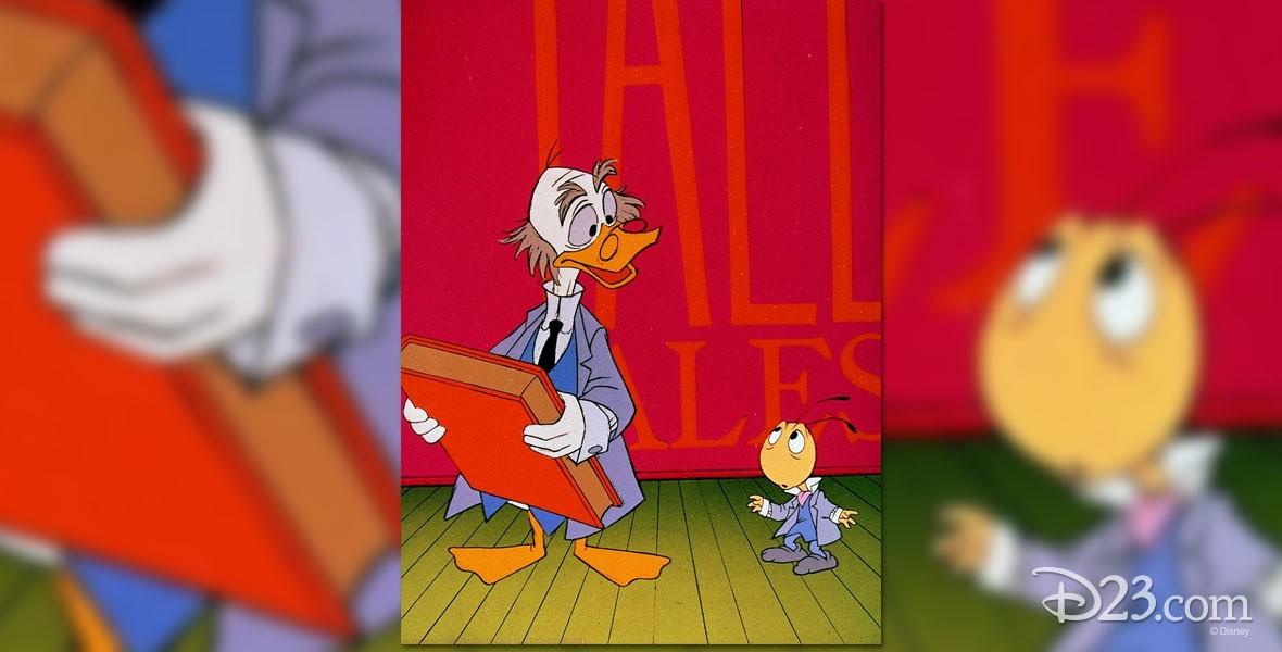 Three Tall Tales (television)