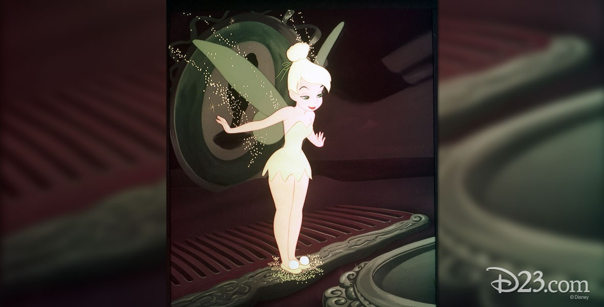Photo of Disney Character Tinker Bell