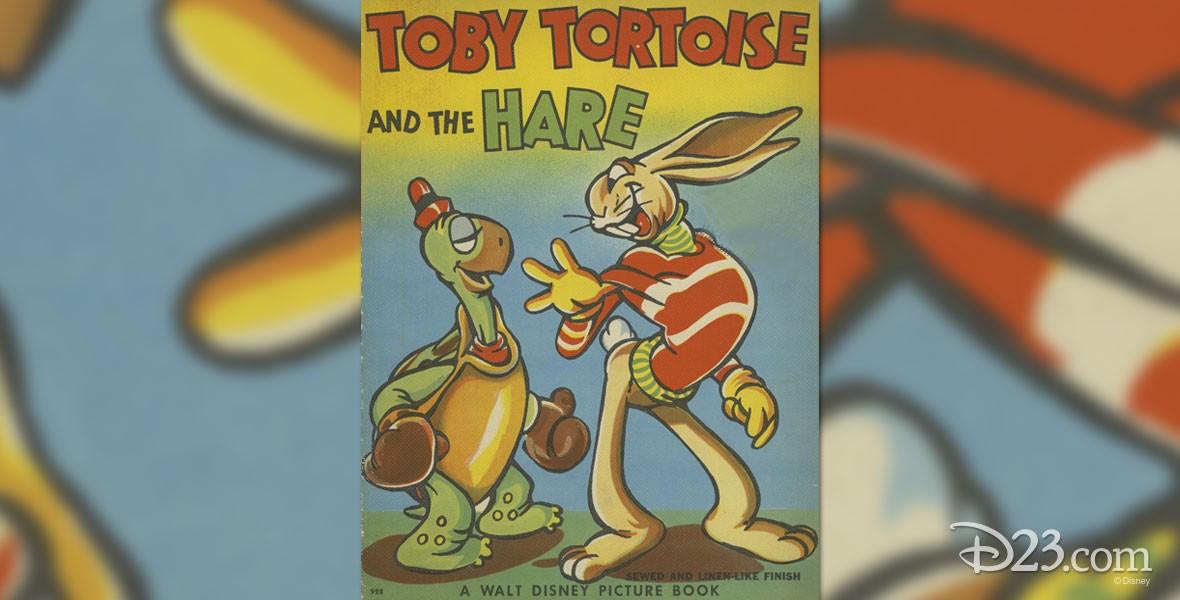 Photo of Disney's Toby Tortoise