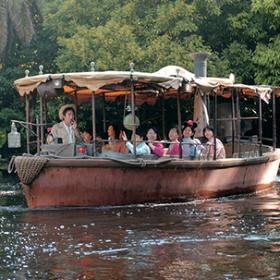 Tokyo Disneyland Jungle Cruise