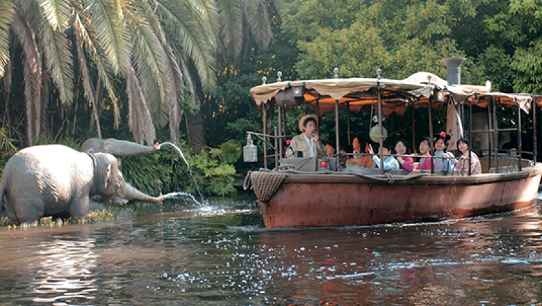 Jungle Cruise Wildlife Expeditions Casts Off At Tokyo Disneyland D23