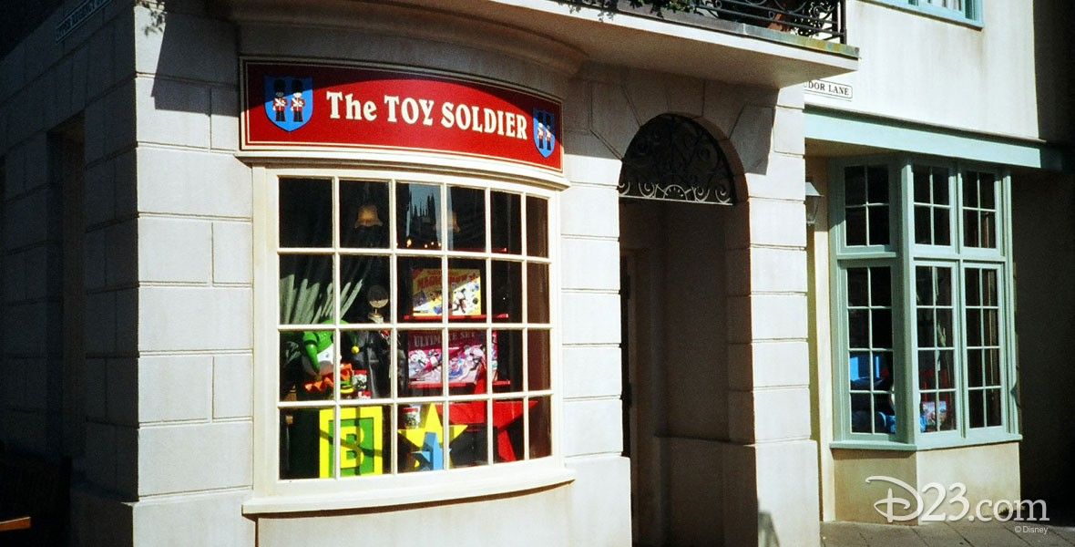 Photo of The Toy Soldier Shop in United Kingdom in World Showcase at Epcot