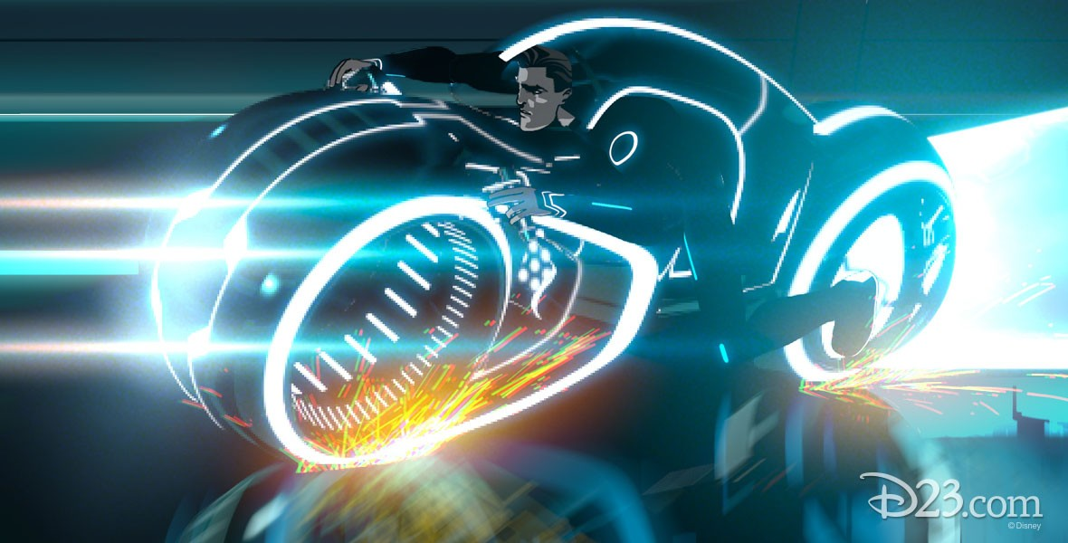 Photo from Tron: Uprising (television) Animated series