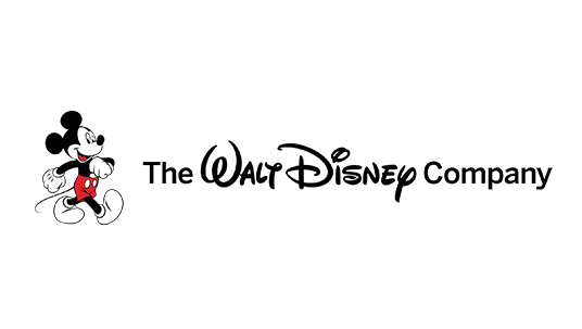 Current Walt Disney Company logo, redesigned in 2009