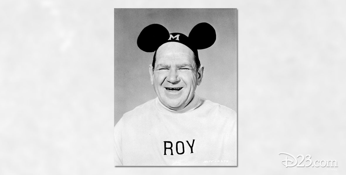 Photo of Adult Mouseketeer Roy Williams