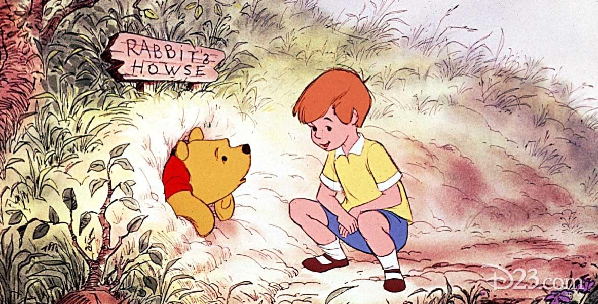 Photo of Winnie the Pooh