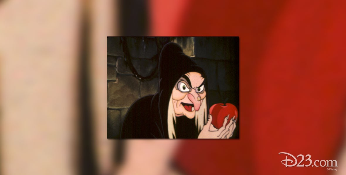 Photo of Witch Character in Snow White and the Seven Dwarfs