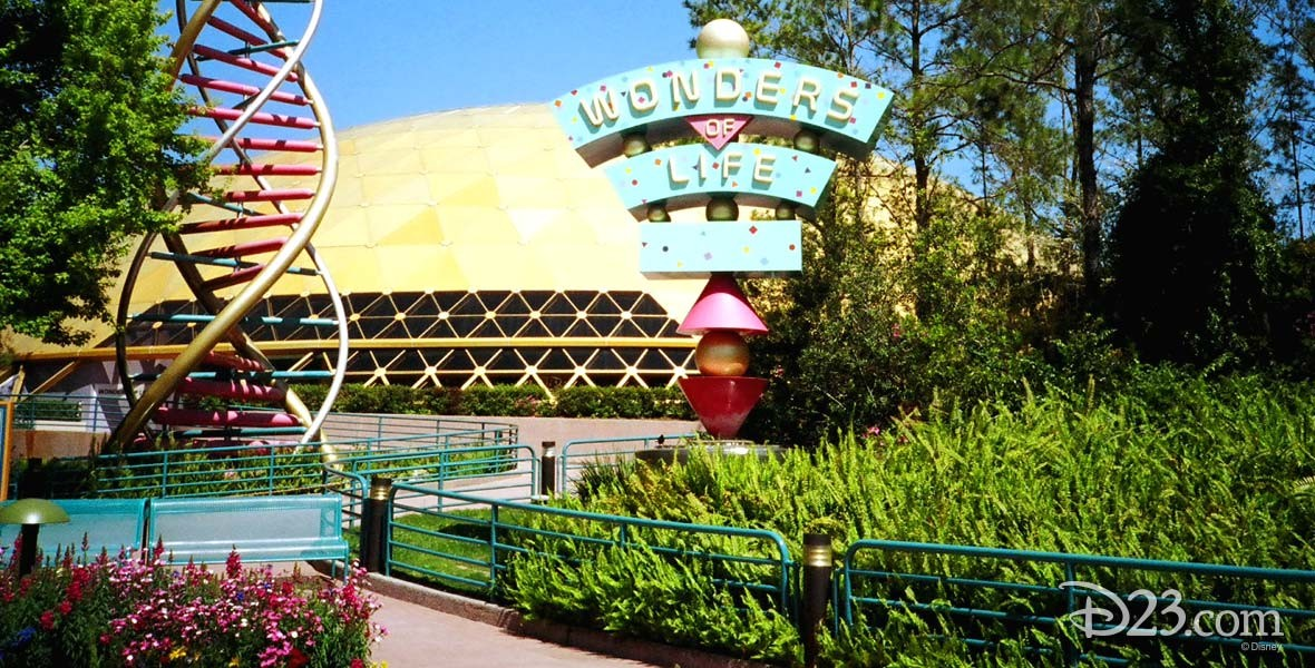 Wonders of Life Pavilion in Future World at Epcot