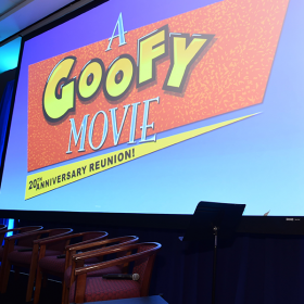 """Stand Out"" with A Goofy Movie's 20th Anniversary"