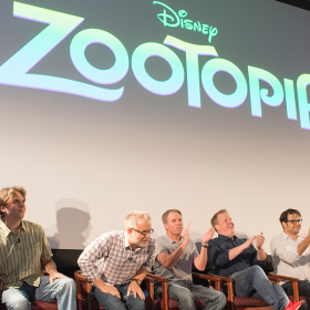 Welcome to Zootopia at D23 EXPO!