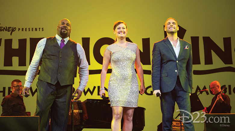 The Originals Disney on Broadway at D23 EXPO 2015