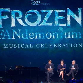 Frozen FANdemonium: A FANtasy Come True!