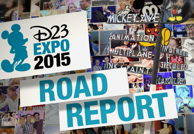 D23 EXPO Road Report