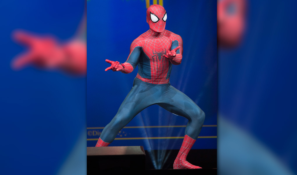 Spiderman Costume Winner