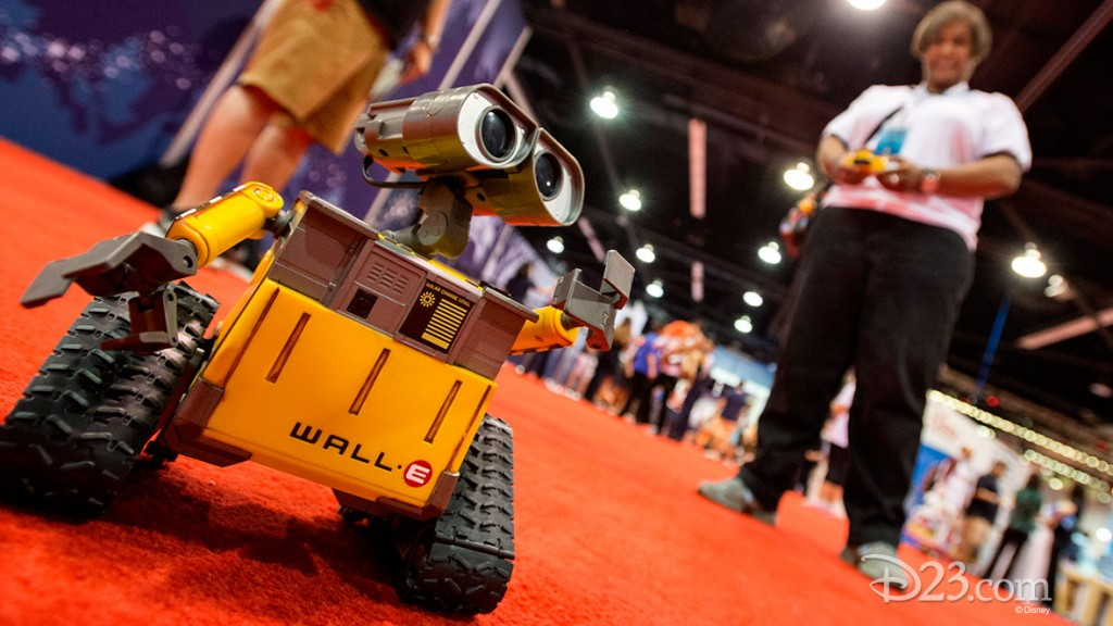 WALL-E Remote Controlled Device