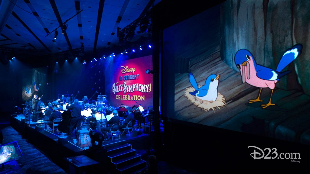 Silly Symphony at D23 EXPO 2015