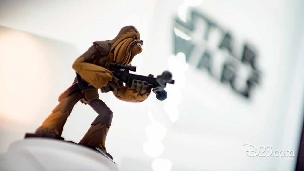 Chewbacca Toy Figurine from Star Wars