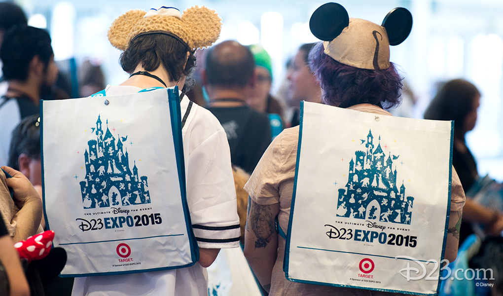 photo of Guests at D23 EXPO 2015