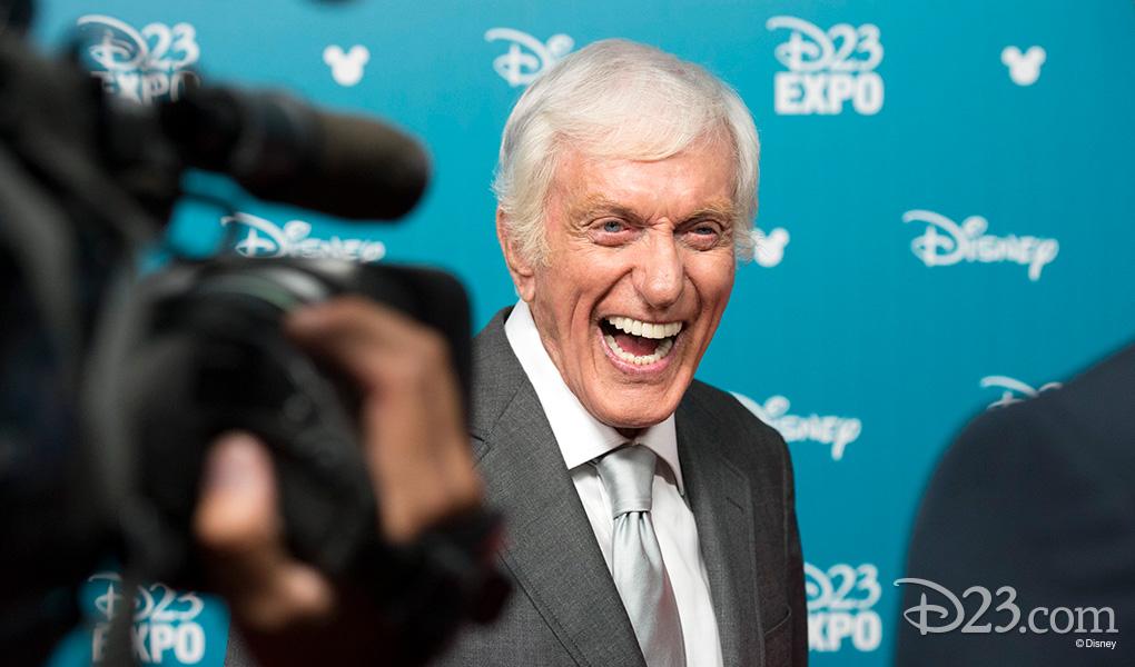 photo of Disney Legend Dick van Dyke at Disney Legends Awards 2015