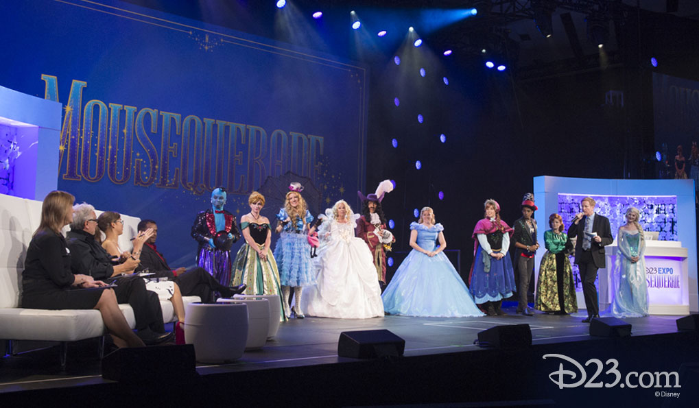 Costume Winners from D23 EXPO Mousequerade Contest