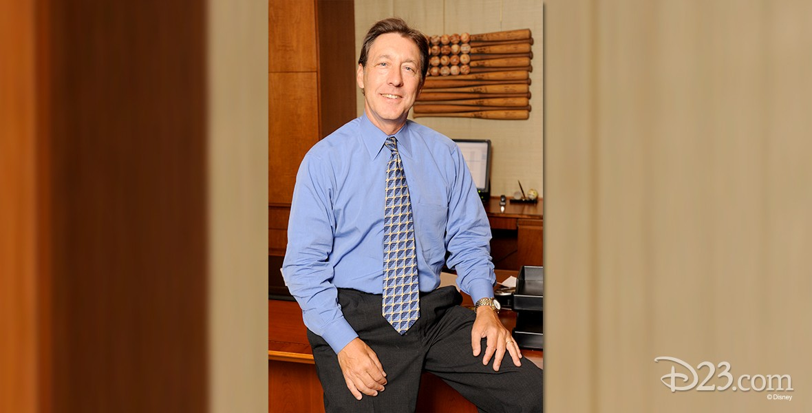 photo portrait of George Bodenheimer