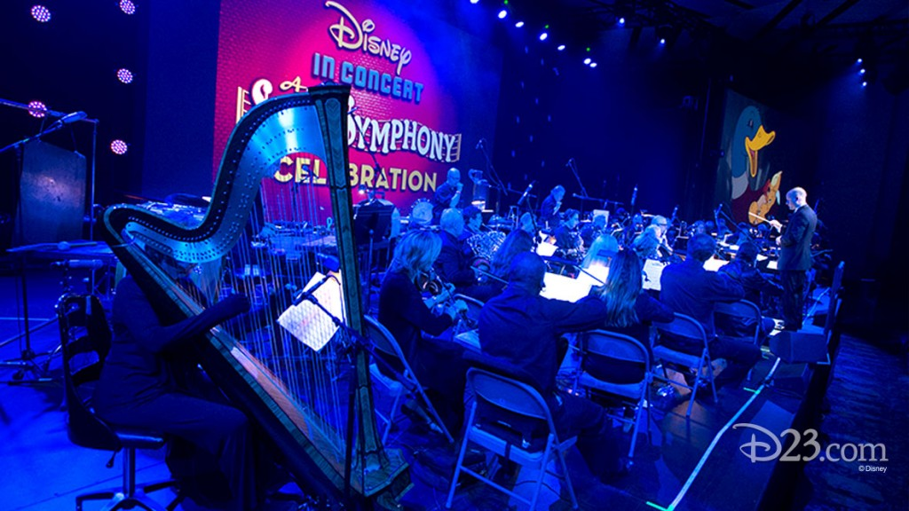 photo of Silly Symphony orchestra