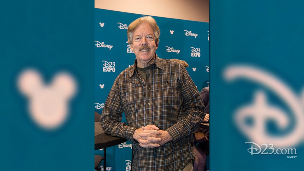 Tony Baxter at D23 EXPO 2015