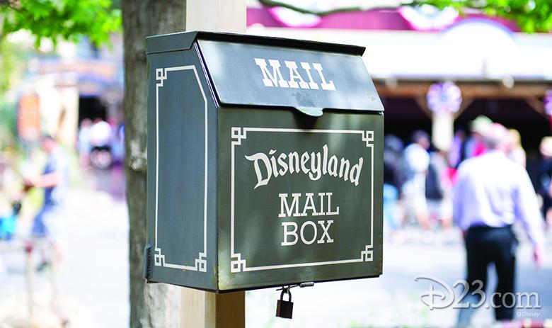 Frontierland mailbox