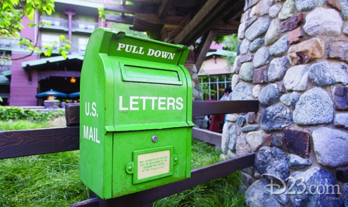 Grizzly Peak mailbox