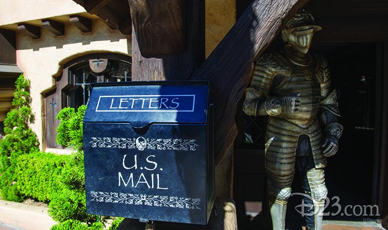 fantasyland mailbox