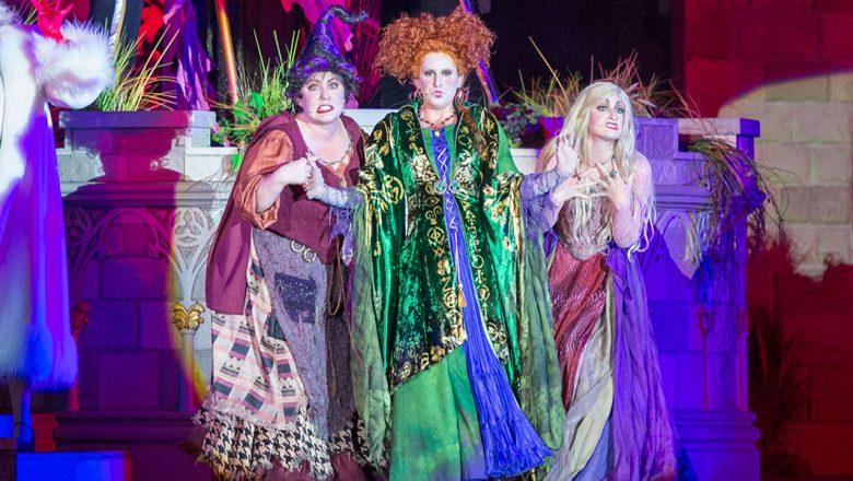 "Disney World Halloween Hocus Pocus Show 2020 Hocus Pocus Villain Spelltacular"": The Inside Scoop   D23"