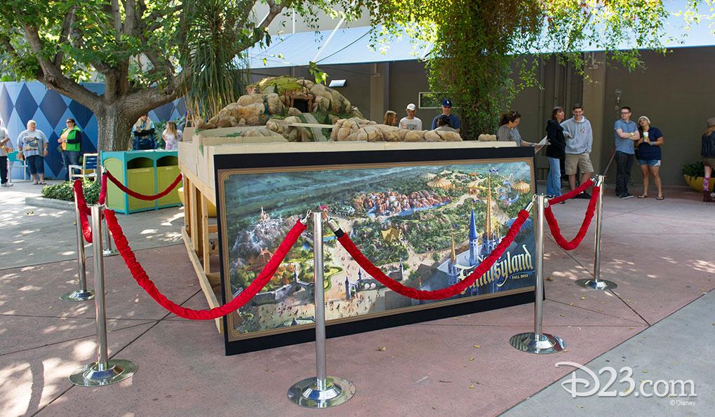 Walt Disney Imagineering Gives D23 Members An Exclusive Look At