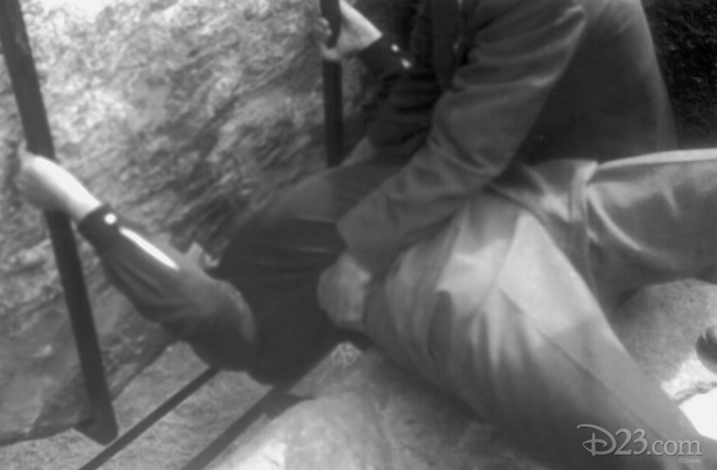 Walt's shot of Bill Walsh kissing the Blarney Stone, at Blarney Castle. According to legend, kissing the stone endows the kisser with the gift of gab, a fine trait for a film producer to have!