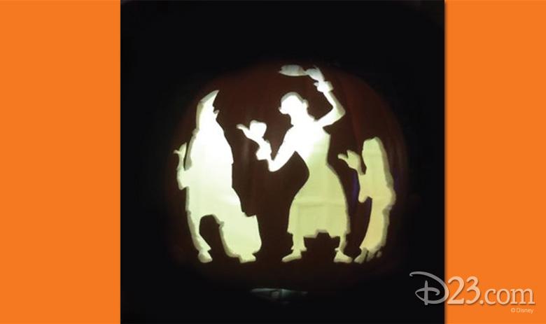 Pumpkin Kings Cool Disney Carvings By Fans D23
