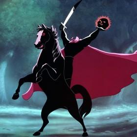 Headless Horseman from The Legend of Sleepy Hollow