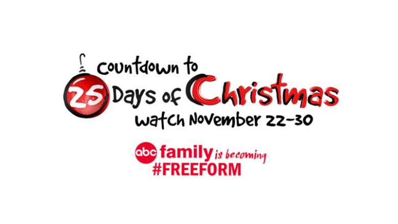 Counting Down to ABC Family's 25 Days