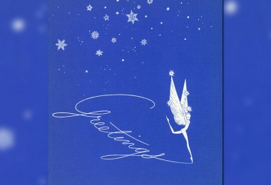 Fantasia Christmas Greeting card