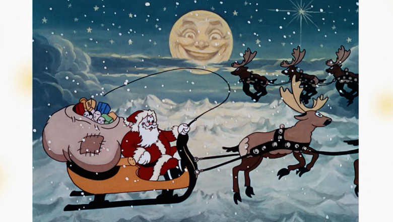 Santa from Silly Symphonies
