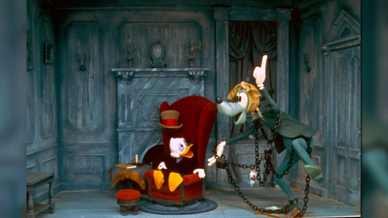 Mickeys Christmas Carol As Told On Main Street Usa D23