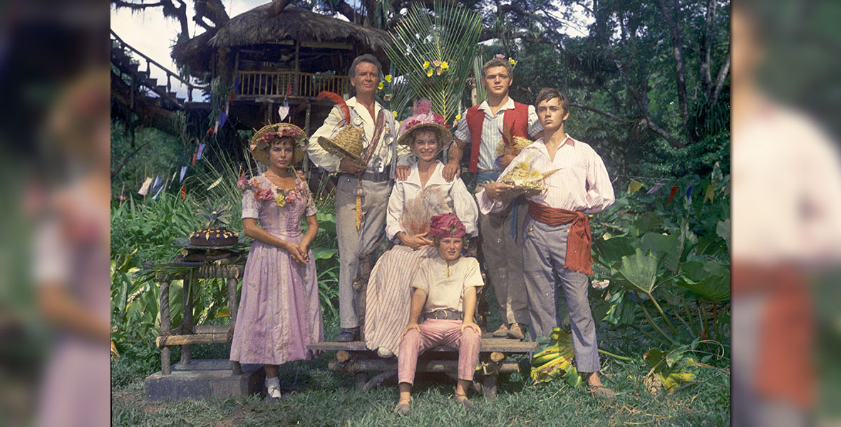 Scintillating Swiss Family Robinson Fun Facts - D23