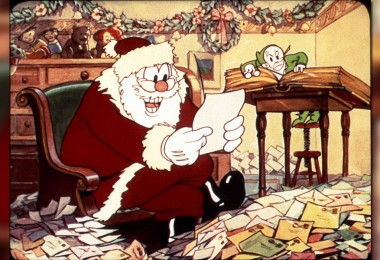 Santa in Silly Symphonies