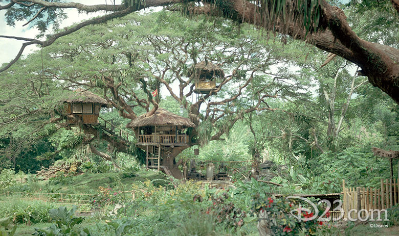 swiss family robinson animals