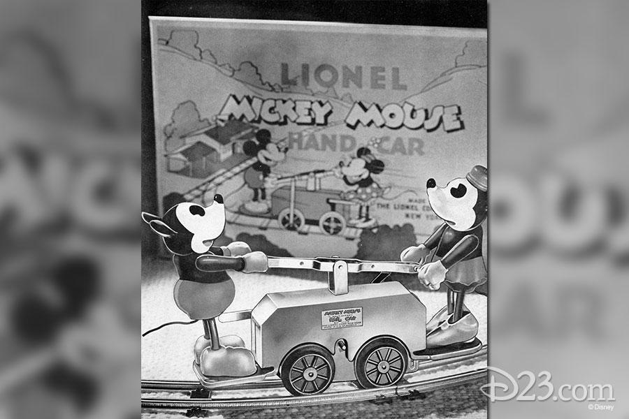 Popular Toys of Disney's Past