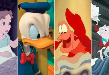 Wendy, Donald, Sebastian, and Toad