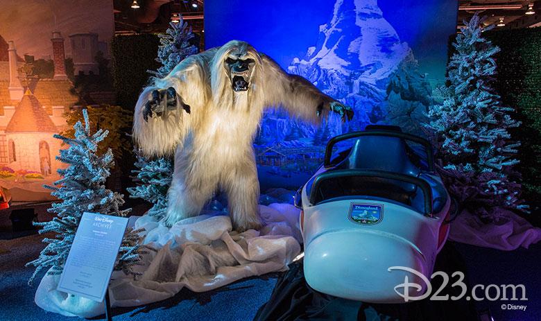 Matterhorn Abominable Snowman