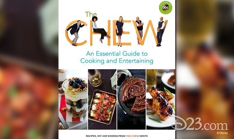 The Chew book