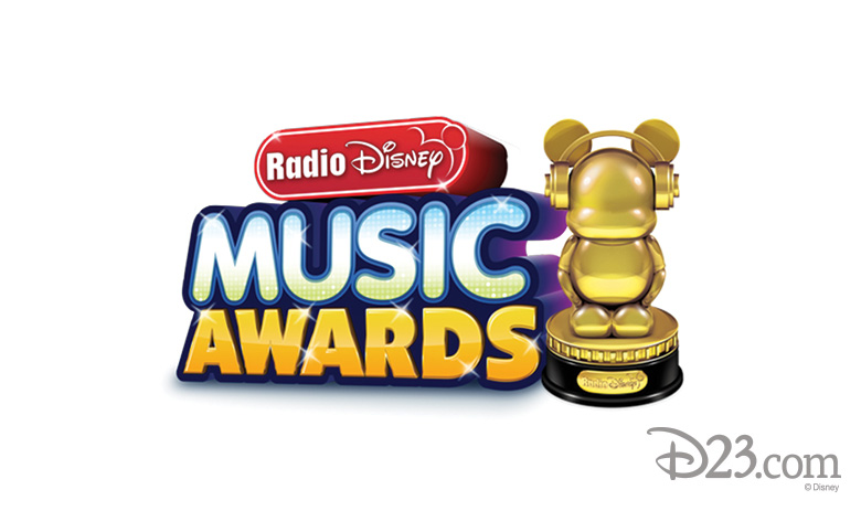 Radio Disney Music Awards logo