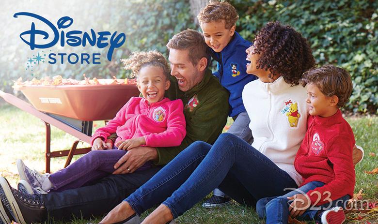 Disney Store promo